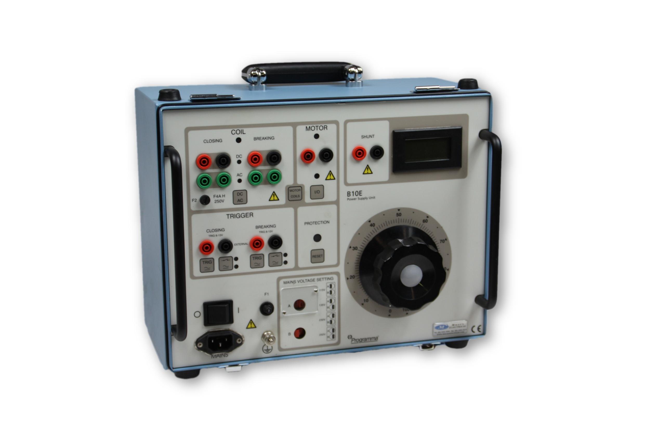 Circuit Breaker Testing Equipment Circuit Breaker Tester